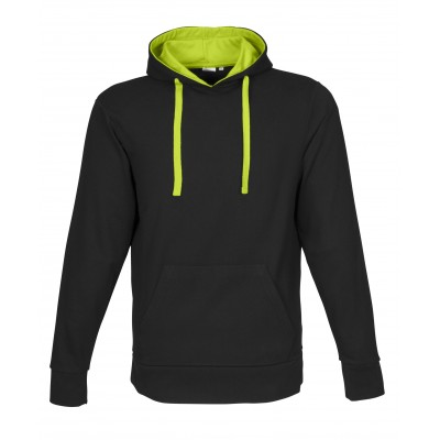Us Basic Mens Solo Tracktop Lime Size Medium