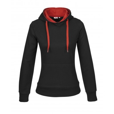 Us Basic Ladies Solo Track Top Red Size XL