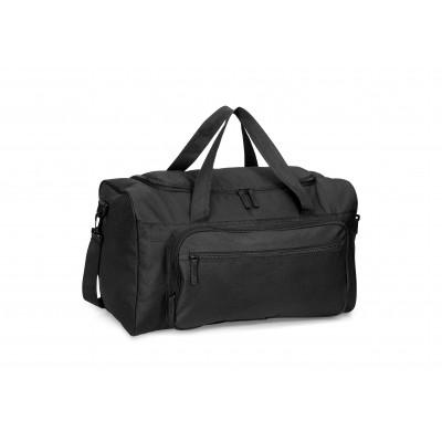 Tournament Sports Bag Black