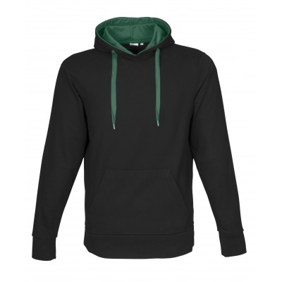 Us Basic Mens Solo Tracktop Dark Green Size Large
