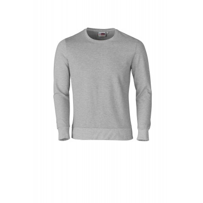 US Basic Mens Stanford Sweater Grey Size L