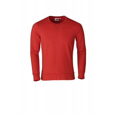 US Basic Mens Stanford Sweater Red Size 3XL