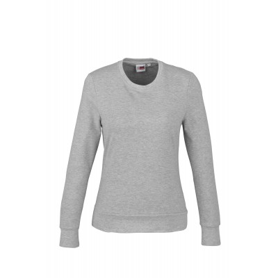 US Basic Ladies Stanford Sweater Grey Size S