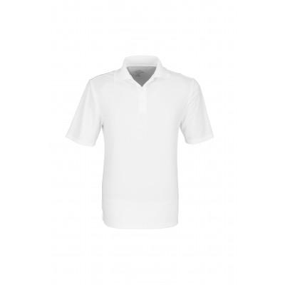 Mens Edge Golf Shirt White Size 4XL