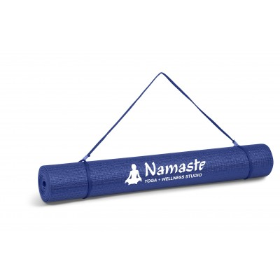 Freestyle Exercise Mat Blue