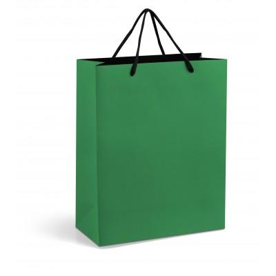 Omega Midi Gift Bag Green
