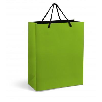Omega Midi Gift Bag Lime