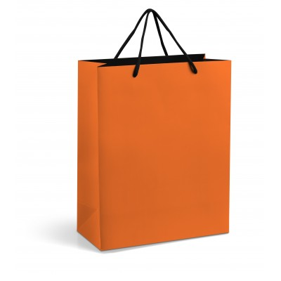 Omega Midi Gift Bag Orange