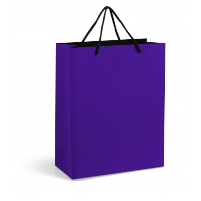 Omega Midi Gift Bag Purple