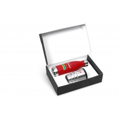 Omega Two Gift Set Red