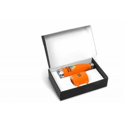 Omega One Gift Set Orange