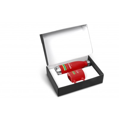 Omega One Gift Set Red