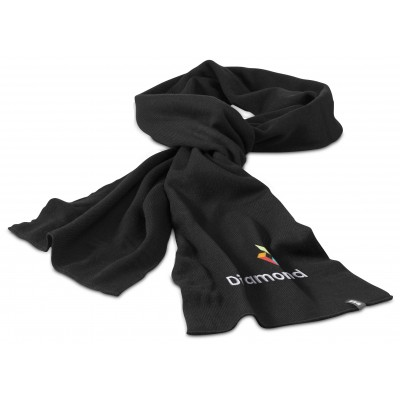 Elevate Pinnacle Scarf Black