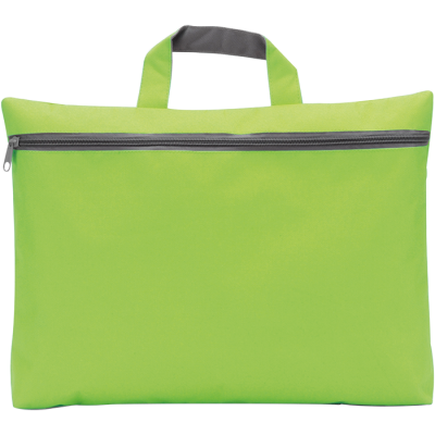 600D Seminar Bag Light Green