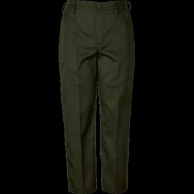 Barron Budget Poly Cotton Conti Trouser Olive Size 30