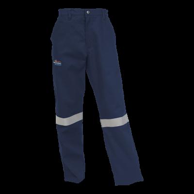 Barron D59 (SABS) Flame and Acid Retardant Conti Trouser Navy Size 44