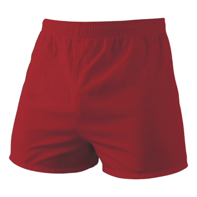 BRT Aero Running Shorts Red Size Small