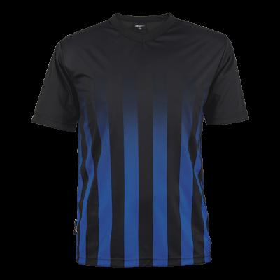 BRT Match Shirt Black/Royal Size Medium