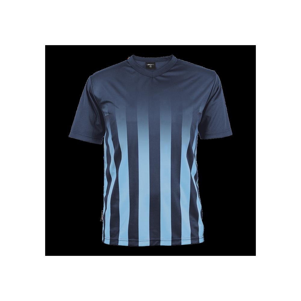 BRT Match Shirt Navy/Sky Size 3XL