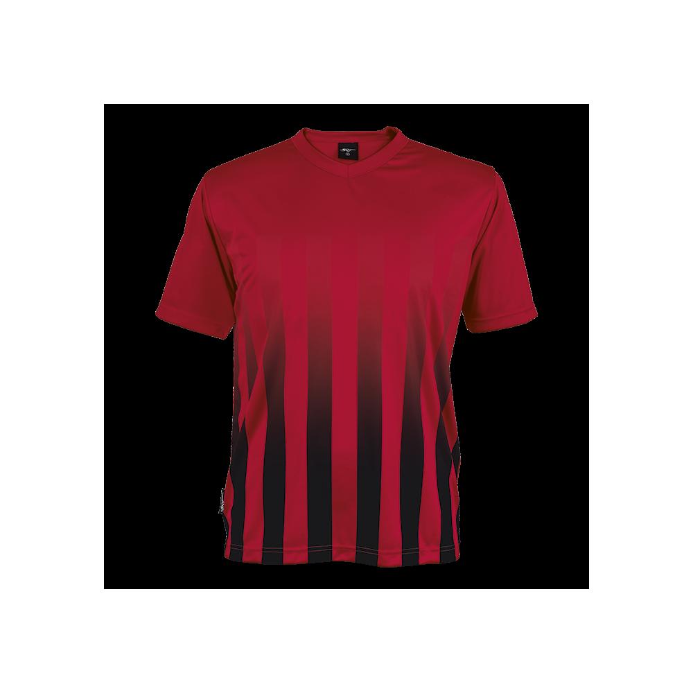 BRT Match Shirt Red/Black Size XL