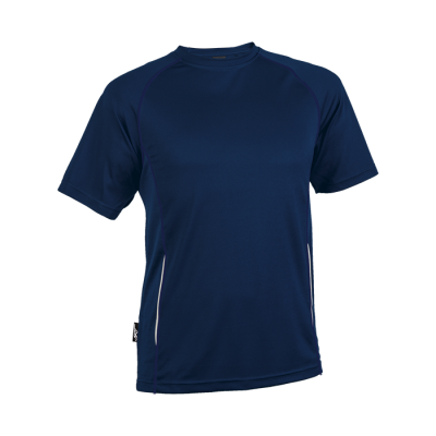 BRT Running Shirt Navy Size 4XL