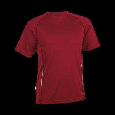 BRT Running Shirt Red Size 3XL