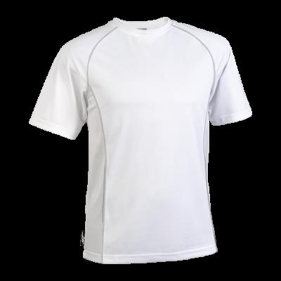 BRT Running Shirt White Size XS