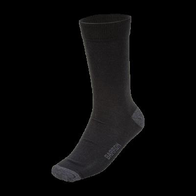 Duty Sock Black Size Sock 6-8