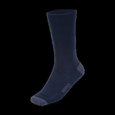 Duty Sock Navy Size Sock 6-8