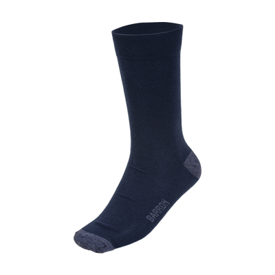Duty Sock Navy Size Sock 9-12