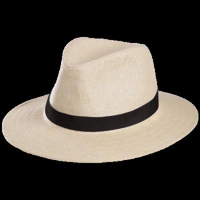 Havana Hat Natural/Black
