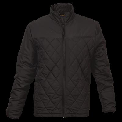 Mens Rochfort Jacket Black Size Large