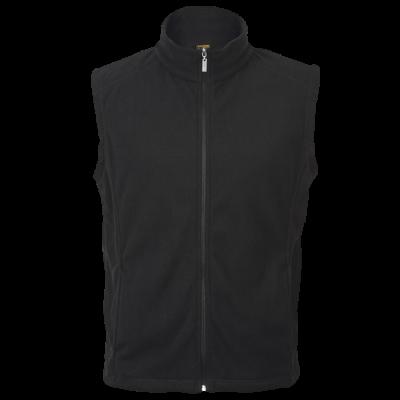 Newbury Fleece Black Size 2XL