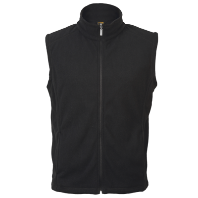 Newbury Fleece Black Size Large