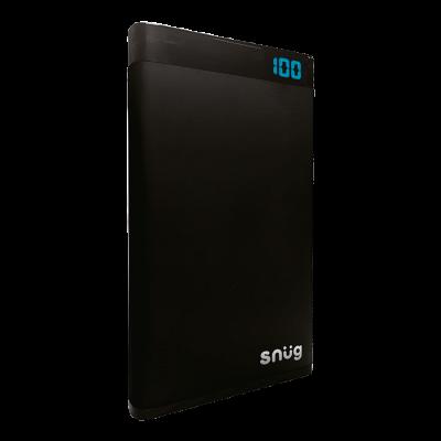 Snug Power Bank - 6000 mAh Black