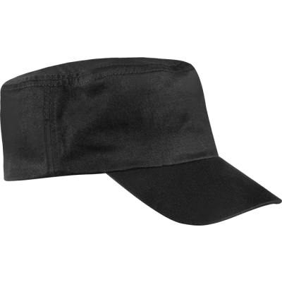Trigger Cap Black