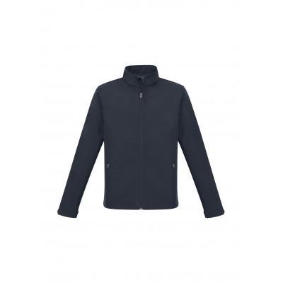 Mens Pinnacle Softshell Jacket Navy Size 3XL