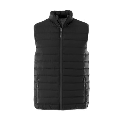 Elevate Mens Norquay Insulated Bodywarmer Black Size S