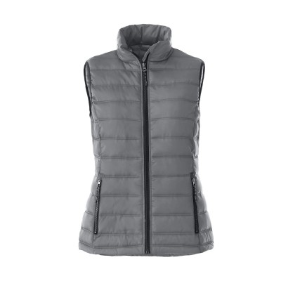 Elevate Ladies Norquay Insulated Bodywarmer Grey Size 2XL