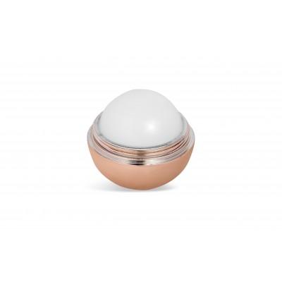 Glamour Sphere Lip Balm Rose Gold