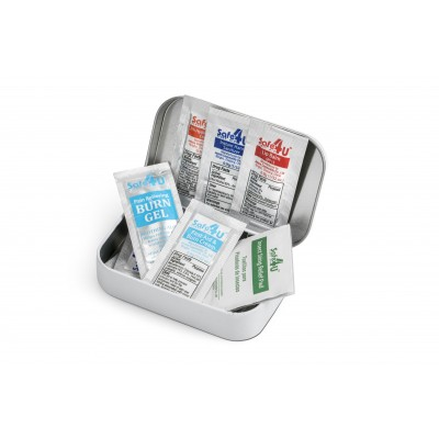 Trek First Aid Kit Solid White