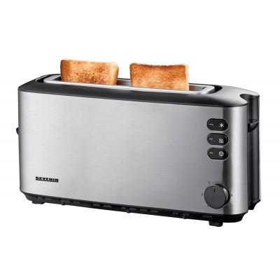 Severin Inox Long Slot Toaster