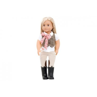 Our Generation Classic Doll Leah 18Inch Blonde