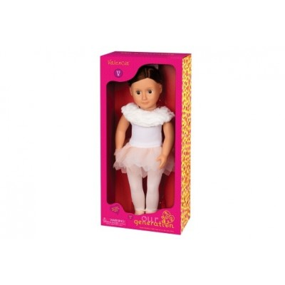 Our Generation Classic Doll Valencia 18Inch Brunette