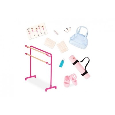 Our Generation Classic Dancing Feet Ballet Set With Accessories