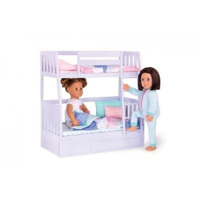 Our Generation Deluxe Dream Bunks Playset With Accessories