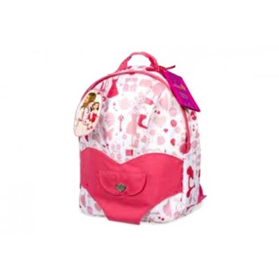Our Generation Doll Carrier Pink Print