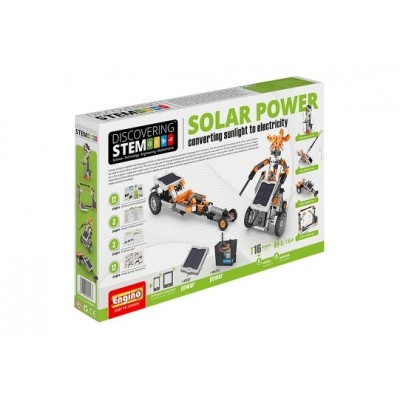 Engino Discovering Stem Solar Power