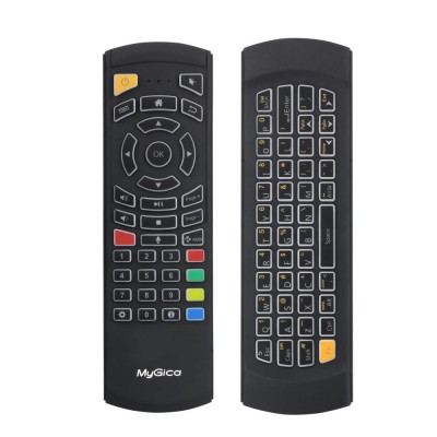 MyGica Air Mouse QWERTY Wireless Remote