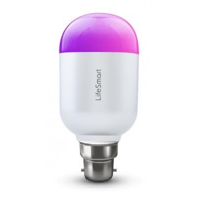 Lifesmart BLEND RGB LED Light Bulb Bayonet 22mm|220V - White